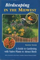 book cover: Birdscaping in the Midwest