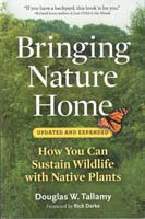 book cover: Bringing Nature Home