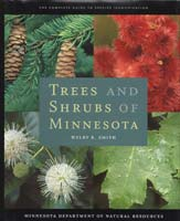 book cover: Trees and Shrubs of Minnesota