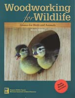 book cover: Woodworking for Wildlife